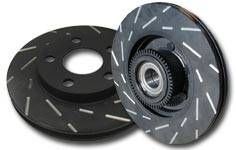 EBC - EBC USR Slotted Rear Brake Rotors: Scion tC 2005 - 2010 - Image 2
