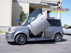 Vertical Doors - Vertical Doors: Scion xB 2004 - 2006 - Image 4