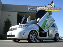 Scion xB2 Exterior Parts - Scion xB2 Vertical Doors - Vertical Doors - Vertical Doors: Scion xB 2008 - 2015 (xB2)