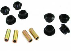 Scion FRS Suspension Parts - Scion FRS Urethane Bushings - Whiteline - Whiteline Rear Control Arm Bushings (Upper/Inner): Scion FR-S 2013 - 2016