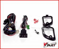 Winjet - Winjet Fog Lights (Smoke): Scion tC 2005 - 2010 - Image 2