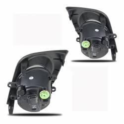 Winjet - Winjet Fog Lights: Scion tC 2011 - 2013 (tC2) - Image 2