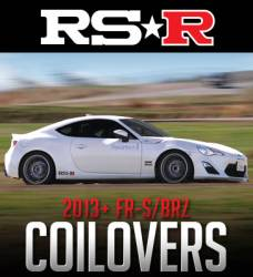 RS-R - RS-R Sports-I Club Racer Coilovers: Scion FR-S 2013-2016; Toyota 86 2017-2018; Subaru BRZ 2013-2018 - Image 8