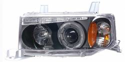 SCION LIGHTING PARTS - Scion Headlights - Eagle Eyes - Eagle Eyes G2 Halo Projector Headlights: Scion xB 2004 - 2006