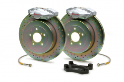 Brembo - Brembo GT 2-Piston Rear Big Brake Kit: Scion FR-S 2013 - 2016; Toyota 86 2017-2018; Subaru BRZ 2013-2018 - Image 3