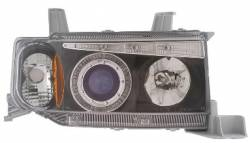 SCION LIGHTING PARTS - Scion Headlights - Eagle Eyes - Eagle Eyes Projector Halo Headlights: Scion xB 2004 - 2006