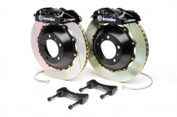 Brembo - Brembo GT 4-Piston Rear Big Brake Kit: Scion FR-S 2013 - 2016; Toyota 86 2017-2018; Subaru BRZ 2013-2018 - Image 2