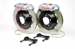Brembo - Brembo GT 4-Piston Rear Big Brake Kit: Scion FR-S 2013 - 2016; Toyota 86 2017-2018; Subaru BRZ 2013-2018 - Image 3