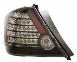 SCION LIGHTING PARTS - Scion Tail Lights - Eagle Eyes - Eagle Eyes LED Tail Lights: Scion tC 2005 - 2010