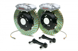 Brembo - Brembo GT 4-Piston Front Big Brake Kit: Scion tC 2005 - 2010 - Image 3