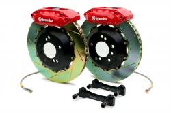 Brembo - Brembo GT 4-Piston Front Big Brake Kit: Scion tC 2005 - 2010 - Image 4