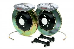 Brembo - Brembo GT 4-Piston Front Big Brake Kit: Scion tC 2005 - 2010 - Image 6