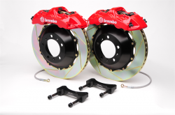 Brembo - Brembo GT 6-Piston Front Big Brake Kit: Scion FR-S 2013 - 2016; Toyota 86 2017-2018; Subaru BRZ 2013-2018 - Image 2