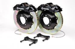 Brembo - Brembo GT 6-Piston Front Big Brake Kit: Scion FR-S 2013 - 2016; Toyota 86 2017-2018; Subaru BRZ 2013-2018 - Image 4