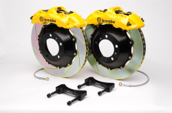 Brembo - Brembo GT 6-Piston Front Big Brake Kit: Scion FR-S 2013 - 2016; Toyota 86 2017-2018; Subaru BRZ 2013-2018 - Image 8