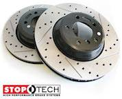 Scion FRS Brake Rotors