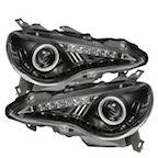 Scion FRS Headlights