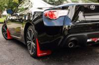 SCION FRS PARTS - Scion FRS Exterior Parts - Scion FRS Mud Flaps
