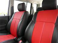Scion xA Seat Covers