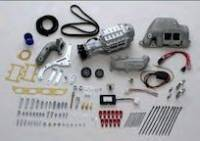 Scion xA Supercharger Kit