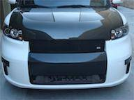 SCION xB2 PARTS - Scion xB2 Carbon Fiber Parts - Scion xB2 Carbon Fiber Bumper