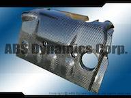 SCION xB PARTS - Scion xB Carbon Fiber Parts - Scion xB Carbon Fiber Engine Cover