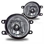 Scion iQ Fog Lights