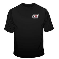 FastScions - FastScions T-Shirt (Black - Short Sleeve) - Image 2
