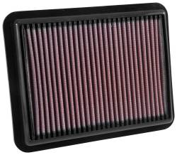 Scion iA Engine Performance Parts - Scion iA Air Intake & Filter - K&N Engineering - K&N Air Filter: Scion iA 2016 - 2017