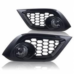 Winjet - Winjet Fog Lights: Scion iM 2016 / Toyota Corolla iM 2017 - 2018