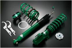 SCION xD PARTS - Scion xD Suspension Parts - Tein Street Advance Z Coilovers: Scion xD 2008 - 2014