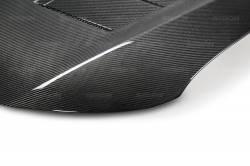 Seibon - Seibon TS Carbon Fiber Hood: Scion tC 2014 - 2016 (tC2) - Image 5