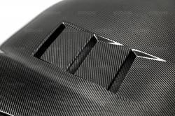 Seibon - Seibon TS Carbon Fiber Hood: Scion tC 2014 - 2016 (tC2) - Image 3