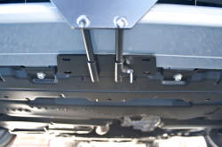 Sto N Sho - Sto N Sho Quick Release Front License Plate Bracket: Scion tC 2011 - 2016 (tC2) - Image 2
