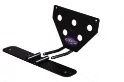 Sto N Sho - Sto N Sho Quick Release Front License Plate Bracket: Scion xB 2008 - 2015 (xB2) - Image 5