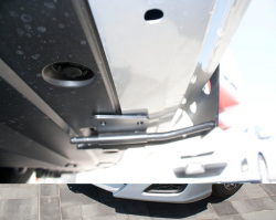 Sto N Sho - Sto N Sho Quick Release Front License Plate Bracket: Scion FRS 2012 - 2016 - Image 3
