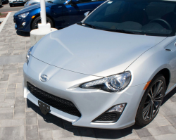 Sto N Sho - Sto N Sho Quick Release Front License Plate Bracket: Scion FRS 2012 - 2016 - Image 2