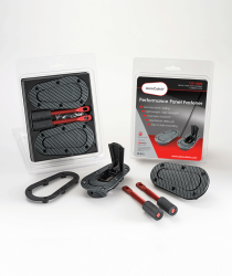AeroCatch - AeroCatch Flush Hood Pin and Latch Kit (Universal) CARBON FIBER LOOK - Image 2