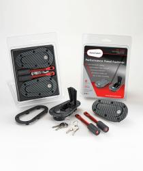 AeroCatch - AeroCatch Flush Hood Pin and Latch Kit (Universal) CARBON FIBER LOOK - LOCKING - Image 2