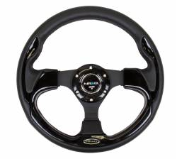 NRG Innovations - NRG Innovations RST-001 Pilota Leather Steering Wheel (320mm) - Image 3