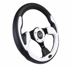NRG Innovations - NRG Innovations RST-001 Pilota Leather Steering Wheel (320mm) - Image 10