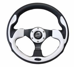 NRG Innovations - NRG Innovations RST-001 Pilota Leather Steering Wheel (320mm) - Image 5