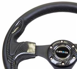 NRG Innovations - NRG Innovations RST-001 Pilota Leather Steering Wheel (320mm) - Image 13