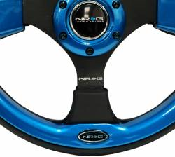 NRG Innovations - NRG Innovations RST-001 Pilota Leather Steering Wheel (320mm) - Image 20