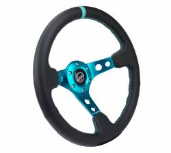 NRG Innovations - NRG Innovations RST-006 Deep Dish Steering Wheel (350mm) - Image 25