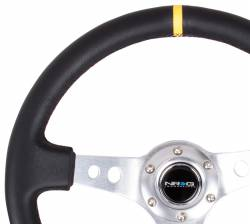 NRG Innovations - NRG Innovations RST-006 Deep Dish Steering Wheel (350mm) - Image 59