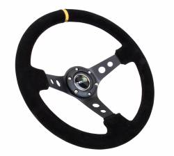 NRG Innovations - NRG Innovations RST-006 Deep Dish Steering Wheel (350mm) - Image 47