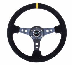 NRG Innovations - NRG Innovations RST-006 Deep Dish Steering Wheel (350mm) - Image 18