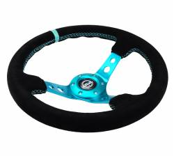 NRG Innovations - NRG Innovations RST-006 Deep Dish Steering Wheel (350mm) - Image 52