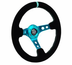 NRG Innovations - NRG Innovations RST-006 Deep Dish Steering Wheel (350mm) - Image 34